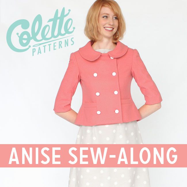 Announcing the Anise sewalong | Colette Patterns Sewalongs